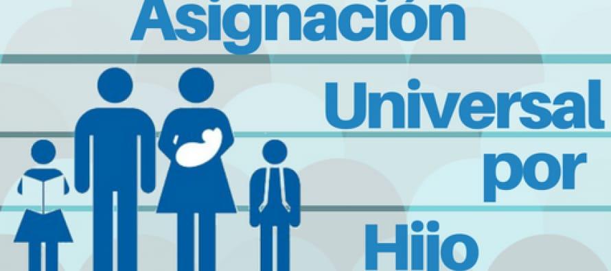 Mañana empieza a pagarse el aumento complementario de la Asignación Universal por Hijo