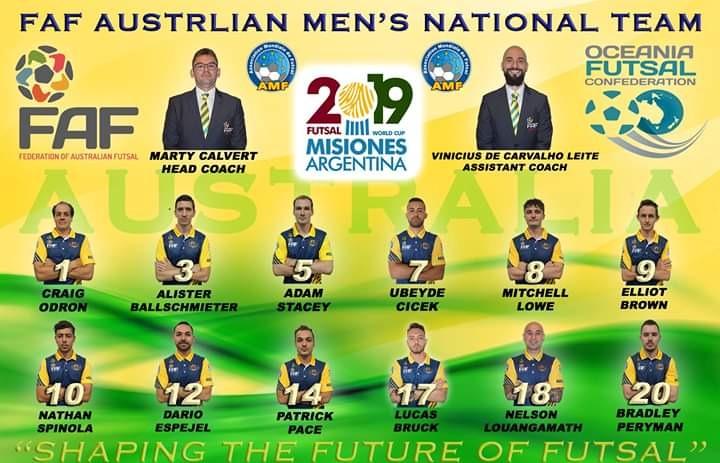 Cuenta regresiva para el inicio del Mundial de Futsal en Misiones: todo lo que tenés que saber de la fiesta salonera