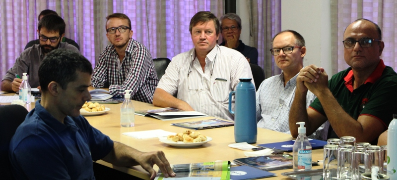El INYM puso en marcha las Buenas Prácticas de Manufactura para molinos