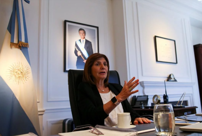 Patricia Bullrich sobre el tiroteo fatal: «Eran delincuentes pertenecientes a la Policía Bonaerense»
