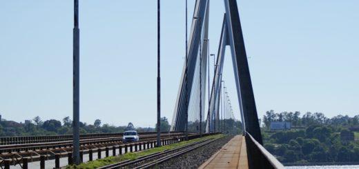 Un hombre murió en el puente internacional que une Posadas y Encarnación