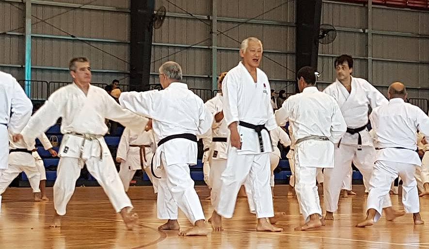 Calendario oficial 2019 de la Federación Misionera de Karate