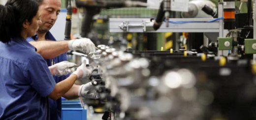 La producción de la industria pyme cayó 6,1% en febrero