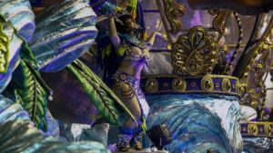 Las scolas do samba ya están listas para deslumbrar en el Carnaval de Río de Janeiro