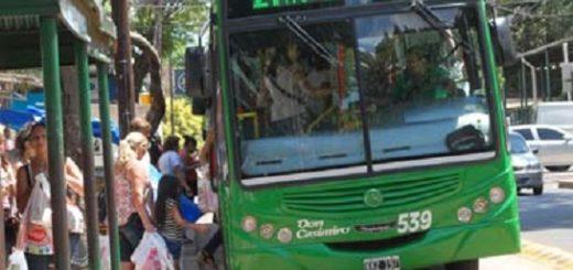 Tras el primer paro decretado por la UTA, se normaliza el servicio de transporte en Posadas