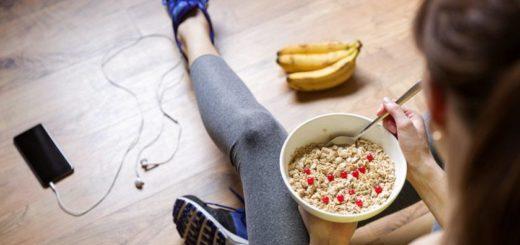 ¿Cómo deberíamos alimentarnos antes y después de realizar ejercicio?