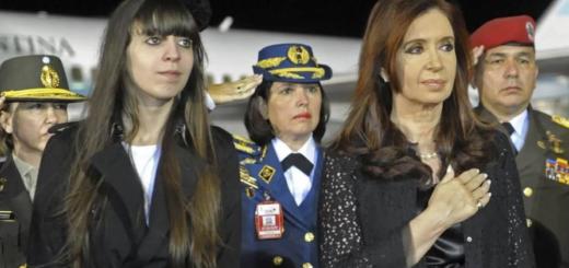 Cristina Kirchner informó a la Justicia que Florencia tiene una obstrucción linfática