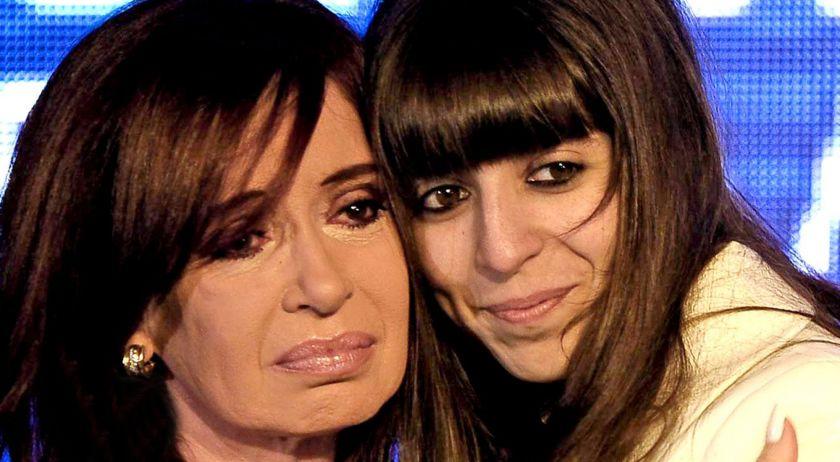 Cristina Kirchner solicitó autorización en la Justicia para que su hija Florencia se quede 45 días más en Cuba