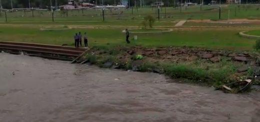 Posadas: identificaron el cuerpo del hombre hallado en el arroyo Zaimán