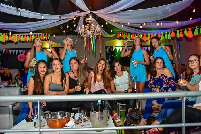 Mirá lo mejor de la espectacular fiesta por el Día de la Mujer en Salones Alvear