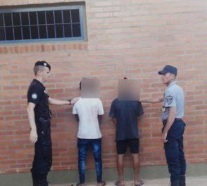 25 de Mayo: dos detenidos por amenazar y agredir a su cuñado