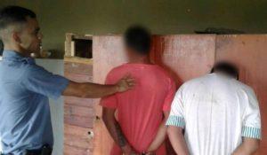 Posadas: dos detenidos por el robo de un celular a un taxista