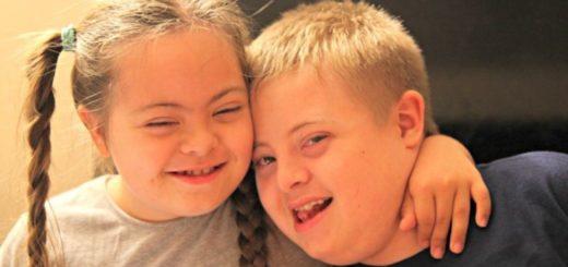 """""""Los niños con síndrome de down tienen los mismos derechos que cualquiera"""""""
