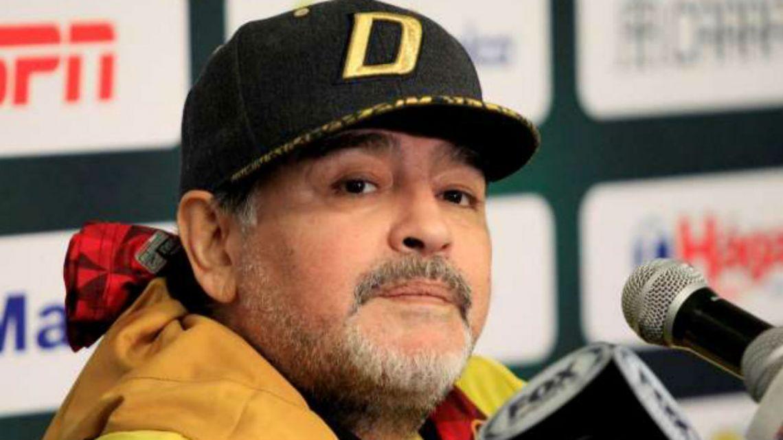 El equipo de Maradona jugará las semifinales en el ascenso del Fútbol Mexicano