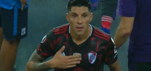 Alianza Lima enviará una queja a CONMEBOL contra River por Gallardo y Enzo Pérez