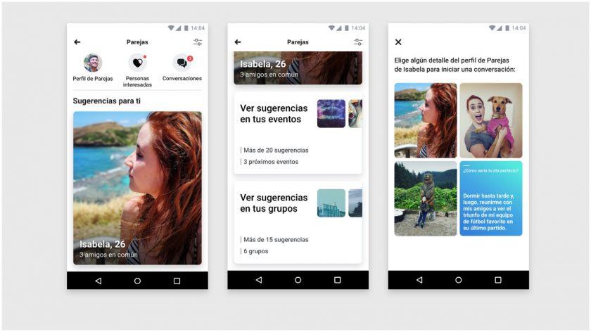 Cómo funciona el «Tinder de Facebook» que ya llegó a Argentina