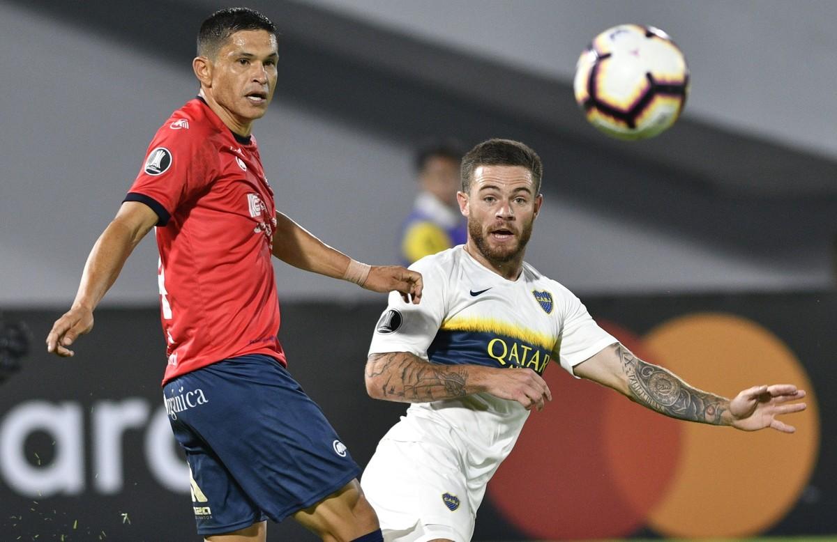 En su debut en la Libertadores, Boca igualó sin goles con Jorge Wilstermann en Bolivia