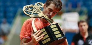Guido Pella consiguió su primer título ATP en San Pablo