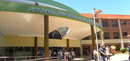 Investigan que le sucedió al hombre qué era buscado en Posadas y terminó en coma en el hospital