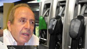 Faruk Jalaf criticó la carga impositiva del precio final de la nafta