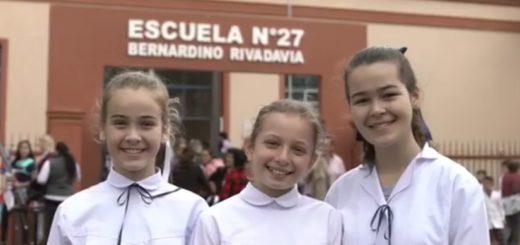 Con un video el Gobierno de Misiones destaca que el próximo lunes comienzan las clases