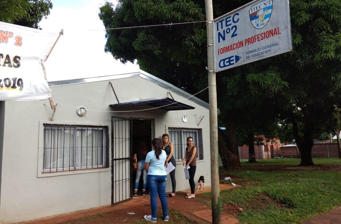 Inauguraron obras del Itec N°2 en el barrio Yohasá de Posadas