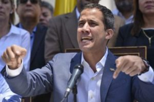"""Juan Guaidó anunció que pedirá al Parlamento venezolano el estado de """"alarma nacional"""" ante el masivo apagón"""