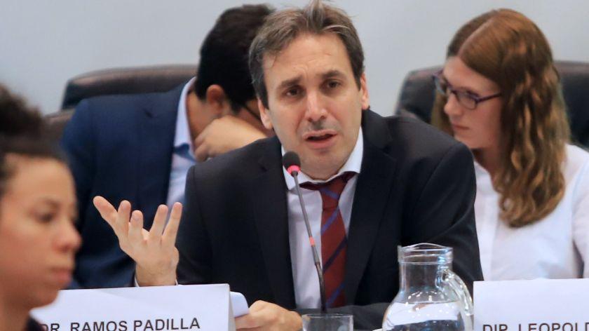 El Gobierno nacional pidió remover por juicio político al juez federal Alejo Ramos Padilla