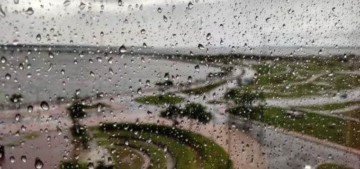 Viernes con pronóstico de lluvias y tormentas en todo el Litoral