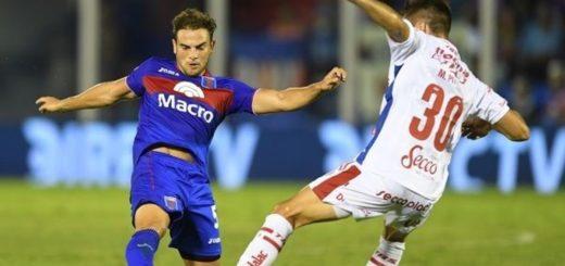 Superliga: en un partidazo, Tigre y Unión empataron 2-2