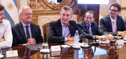 Macri presentó un proyecto para crear más de 200 mil empleos y multiplicar exportaciones