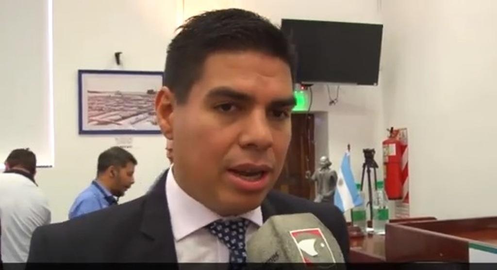 """Apertura de sesiones: """"En el Concejo Deliberante de Posadas seguiremos priorizando el diálogo"""", expresó Meza"""