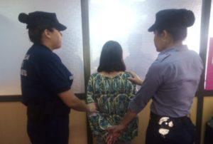 San Pedro: detuvieron a una mujer por lesiones y resistencia a la autoridad