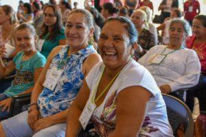 Agasajaron a las mujeres rurales del Norte Misionero