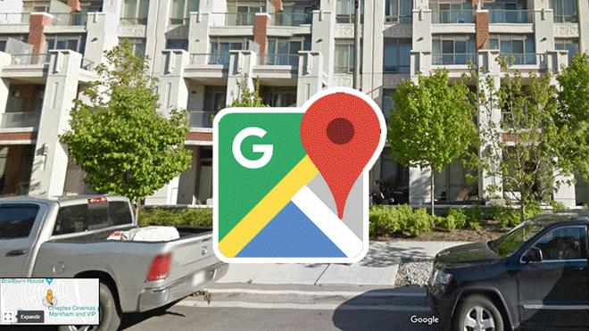 Viral: quiso buscar la casa de su novio por Google Maps y se sorprendió con la insólita escena que vio