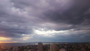 Cielo nublado y temperaturas elevadas en el inicio de la semana, en Misiones