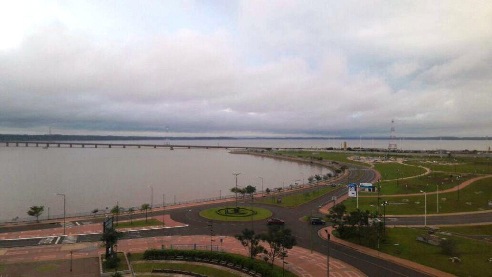 Martes con descenso de la temperatura y cielo nublado durante la tarde en Misiones