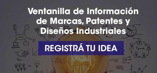 Industria abrió la Ventanilla de Información de Marcas, Patentes y Diseños Industriales