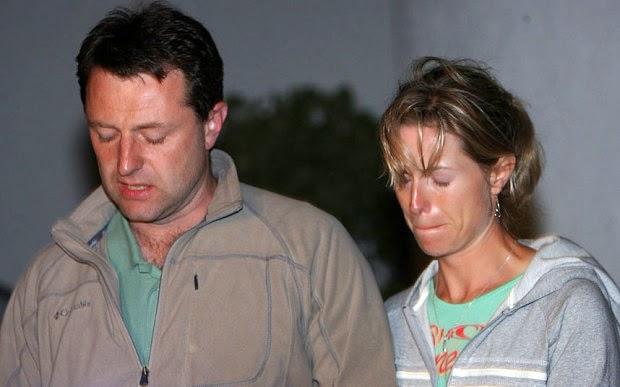 Revelaron el motivo por el cual los padres de Madeleine McCann no lloraron tras su desaparición