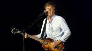 """""""Hey Jude"""" de Paul McCartney paralizó el tránsito en las afueras del Campo Argentino de Polo"""