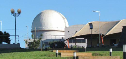 Contando con el cuarto telescopio más grande del país, hoy inaugurarán el observatorio astronómico del Parque del Conocimiento