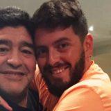 """Maradona defendió a Agüero: """"Scaloni le faltó el respeto a la pelota al no convocarlo"""""""
