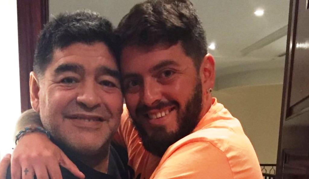Diego Jr. habló tras la confirmación de que Maradona tiene tres hijos en Cuba: «No sabía nada»