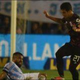 En el inicio de la Superliga, Gimnasia venció a Newells y se aleja de los puestos de descensos