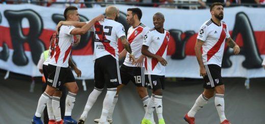 River y otra final en la era Gallardo: esta noche frente a Paranaense en el partido de ida de la Recopa Sudamericana
