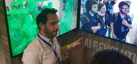 La Escuela de Robótica participó del Campus Party en Punta del Este