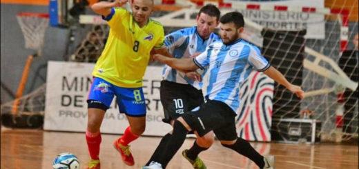 De un misionero a otro: el consejo de Luis Caballero, campeón con Argentina en el Mundial de Futsal del 94, a Sandro Antiveros