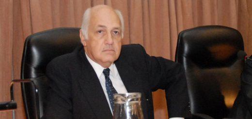 Falleció Jorge Tassara, uno de los jueces que iba a juzgar a Cristina Kirchner en mayo próximo