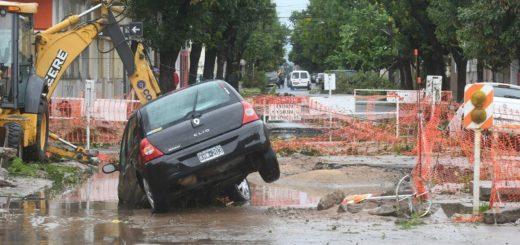 Temporal en Córdoba y Santa Fe causó cortes de luz y agua, destrozos y dejó diez heridos