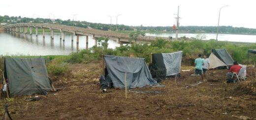 La Justicia ordenó el desalojo para los ocupas de la zona Oeste y éstos aseguran que no tienen un lugar para ir a vivir